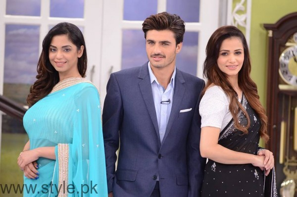 Arshad Khan in Good Morning Pakistan