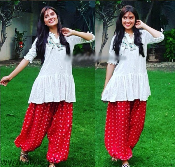 Ayeza Khan's pictures from the set of 'Mohabbat Tum Se Nafrat Hai' (5)