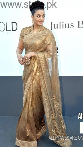 Golden Saree Collection (7)