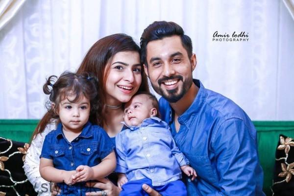 Humaima Malik's Sister Dua Malik Baby Pictures