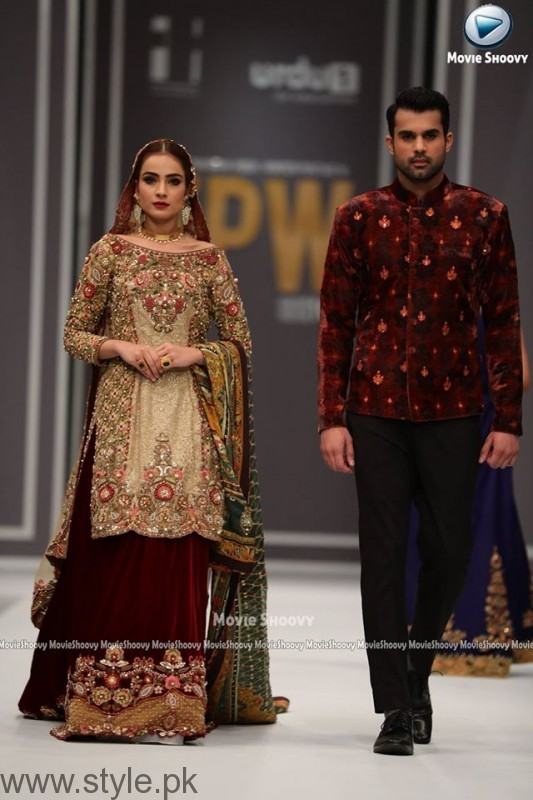 Jeem By Hamza Bukhari At Fashion Pakistan Week 2016 (2)