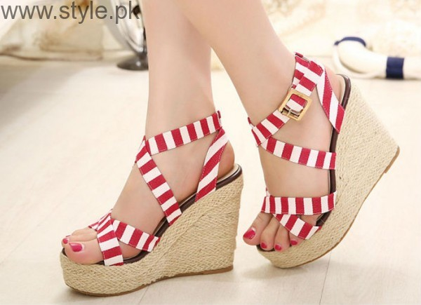 Latest Wedge Heels 2016 (16)