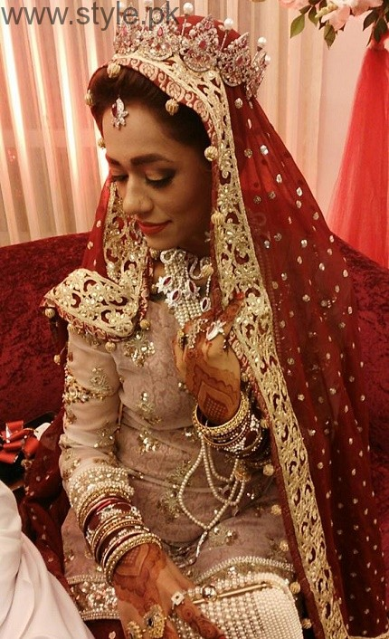 Mathira's sister, rose's wedding pics
