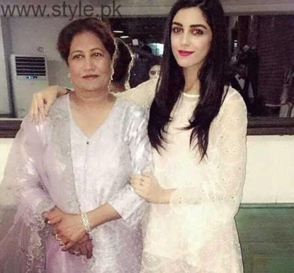Maya Ali Mother