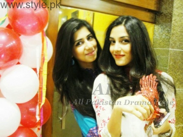 Maya Ali sister