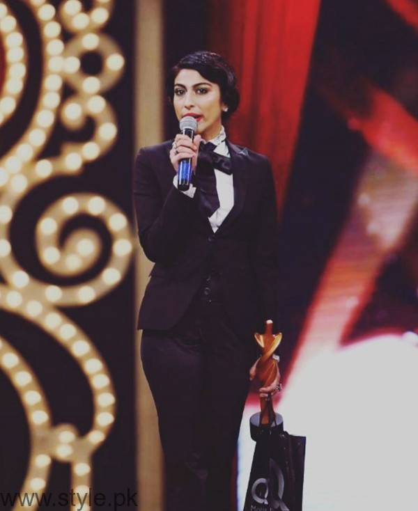 Meesh Shashafi Most Stylish Performer Female