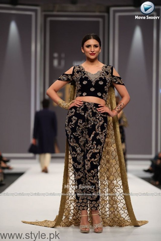 MonaImran Collection At Fashion Pakistan Week 2016 (4)