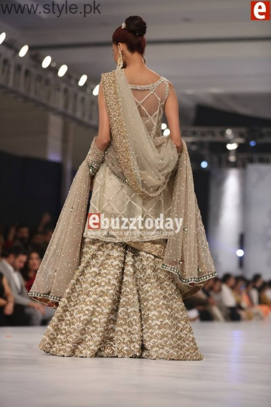 PFDC L'Oréal Paris Bridal Week 2016 Day 2 Pictures (10)