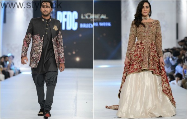 PFDC L'Oréal Paris Bridal Week 2016 Day 2 Pictures (5)