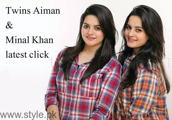 Pictures Of Pakistani Celebrities And Their Identical Twins001