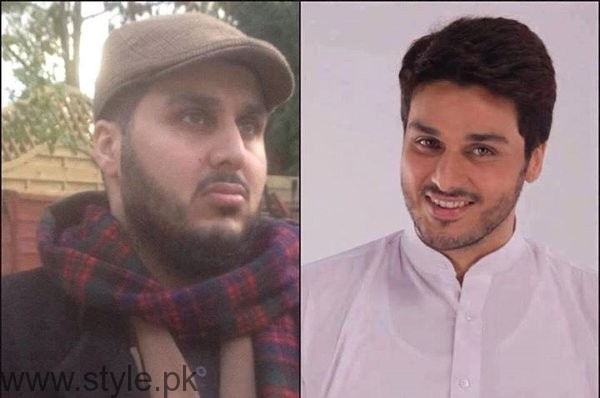 Pictures Of Pakistani Celebrities And Their Identical Twins005