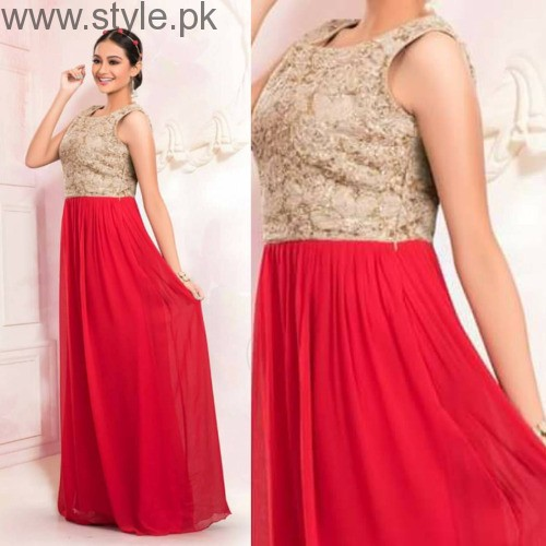 Red Party Wear Dresses for Teenagers (5)