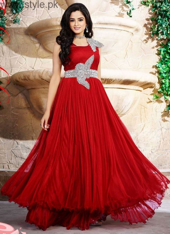 Red Party Wear Dresses for Teenagers (6)
