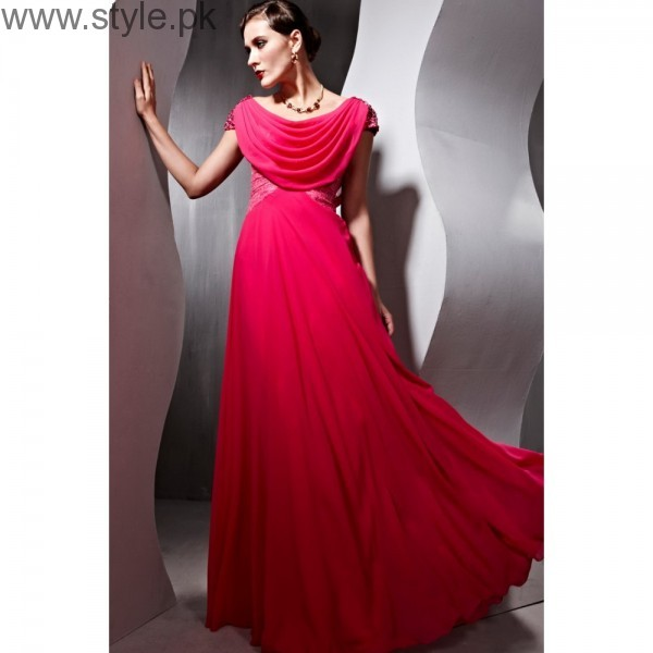 Red Party Wear Dresses for Teenagers (7)