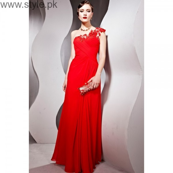 Red Party Wear Dresses for Teenagers (8)