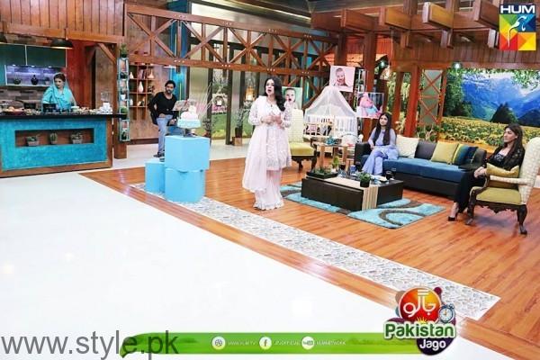 Sanam Jung in Jago Pakistan Jago