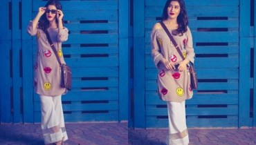 See Shaista Lodhi's Recent Photoshoot