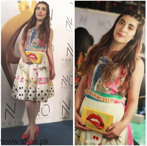 Trend of Red Shoes in Pakistani Celebrities (4)