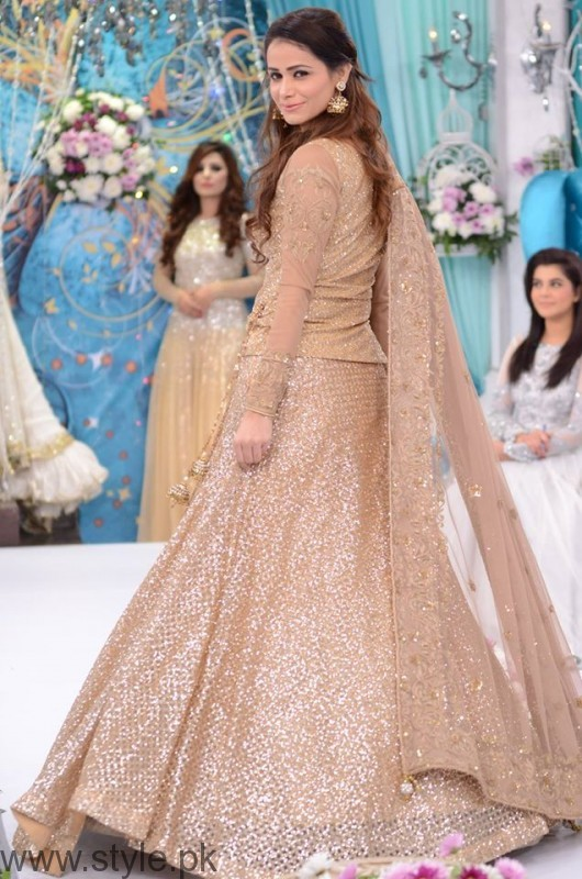 Trendy Bridal and Formal Dresses For Pakistani Girls
