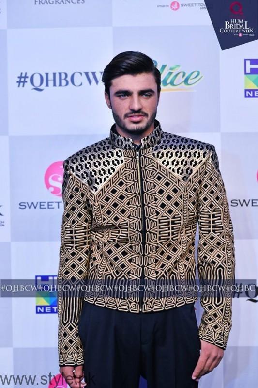 Arshad Khan Bridal Couture Week 2016