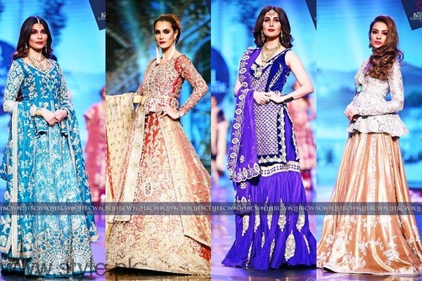 See Best Bridal Dresses at Bridal Couture Week