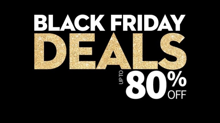 Black Friday Sale Offers upto 80% Off