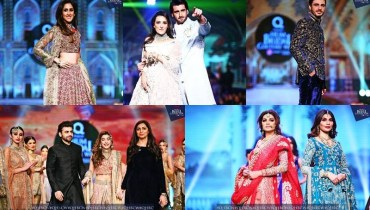Bridal Couture Week 2016 Day 3 - Celebrities