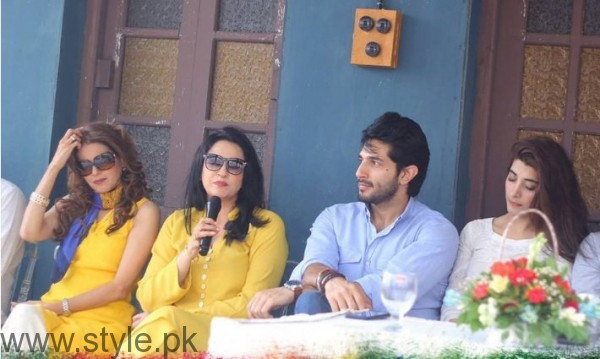 Celebrities at Press Conference of Rangreza (5)