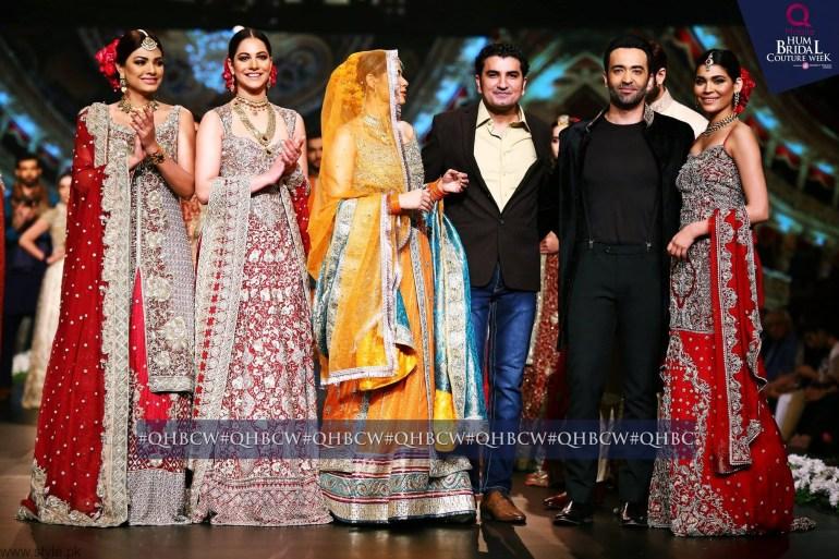 Farhad Humayun - Bridal Couture Week 2016 Day 1