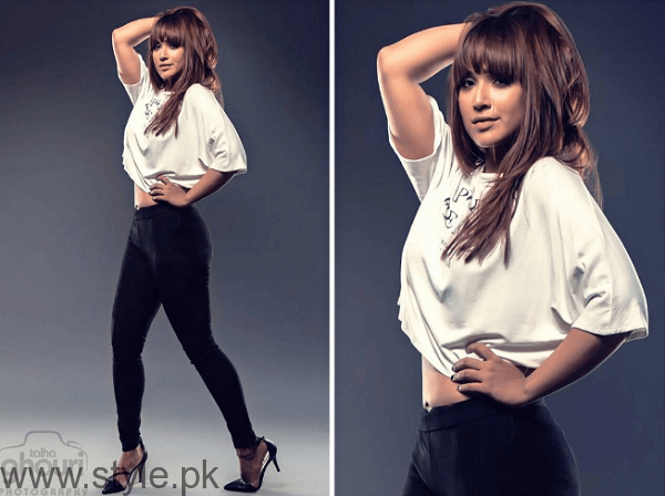 Faryal Mehmood Hot Photoshoot