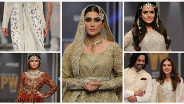 Fashion Pakistan Week Day 2 Showstopper
