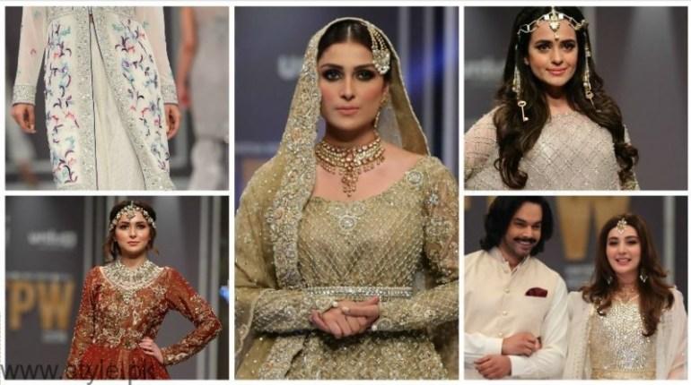 Fashion Pakistan Week Day 2 Showstopper