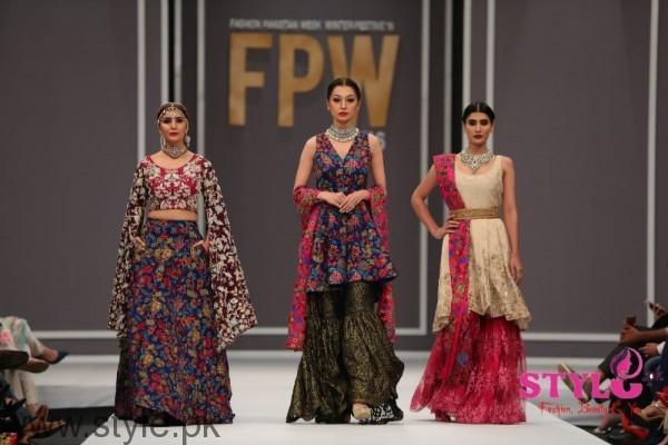 FnkAsia by Huma Adnan at Fashion Pakistan Week 2016 (2)