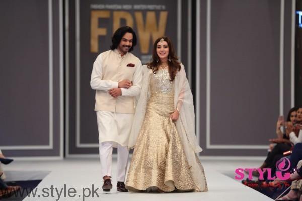 Gohar Rasheed and Aisha Khan for Natasha Kamal