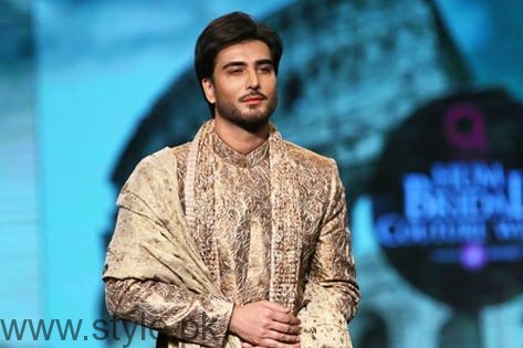Imran Abbas - Bridal Couture Week 2016 Day 1