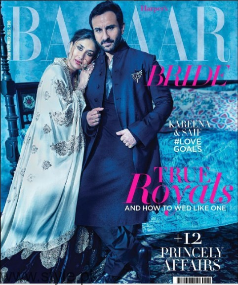 Kareena Kapoor and Saif Ali Khan's recent photoshoot (8)