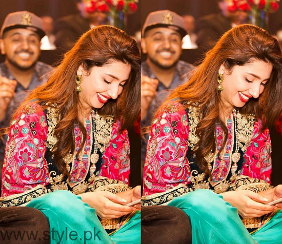 Mahira Khan Beautiful Shalwar Kurta