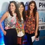 Mansha Pasha Zhalay Sarhadi At Dobara Phir Se Karachi Premiere