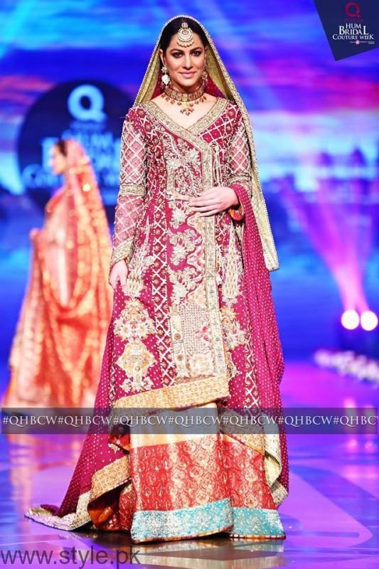 Mehndi Dresses at Bridal Couture Week 2016 (5)