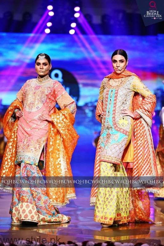 Mehndi Dresses at Bridal Couture Week 2016 (8)