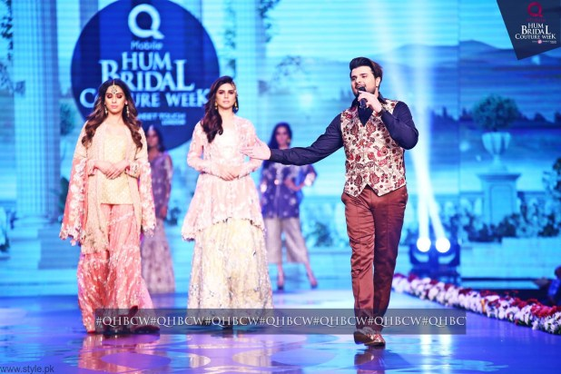Nabeel Shoukat Ali - Bridal Couture Week 2016 Day 3