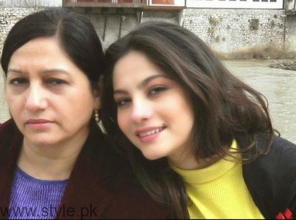 See Neelum Muneer with her family