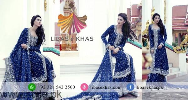 Pakistani Bridal dress01