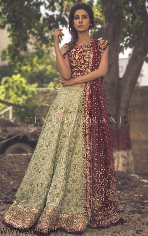Pakistan's Best Bridal Wear Designers this Season (15)