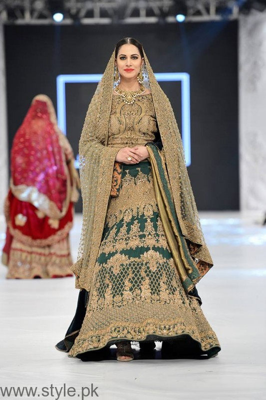 Pakistan's Best Bridal Wear Designers this Season (18)