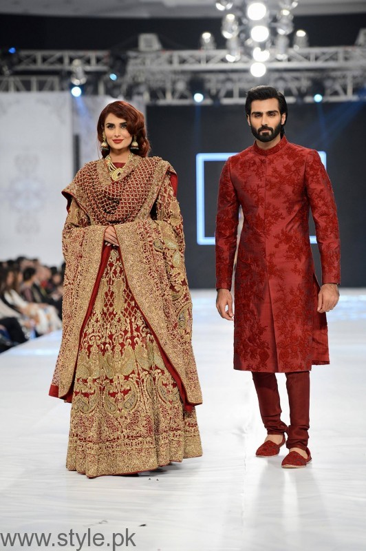 Pakistan's Best Bridal Wear Designers this Season (21)