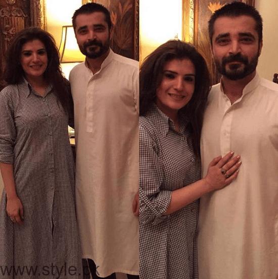 Resham and Hamza Ali Abbasi