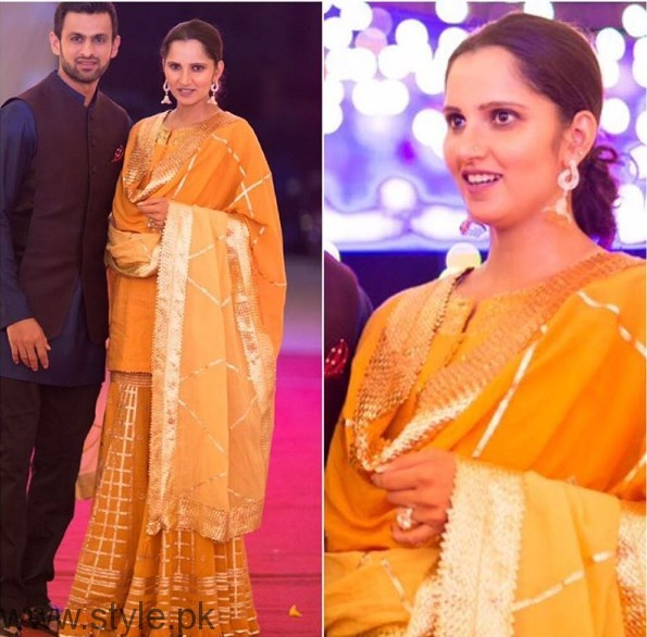 Sania Mirza's Sister Anam Mirza's Wedding Pictures (2)
