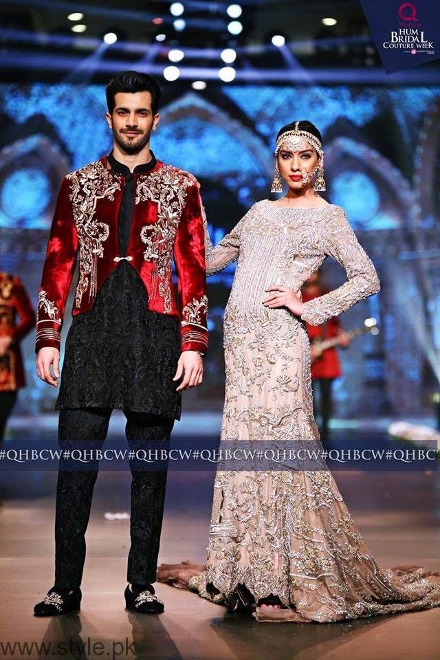 Shahzad Noor - Bridal Couture Week 2016 Day 1