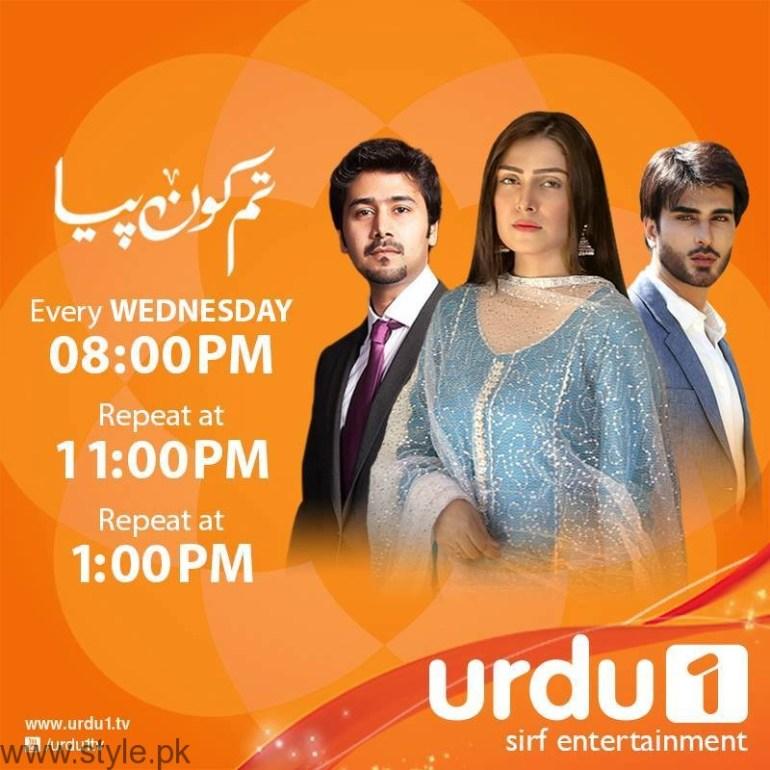 Tum Kon Piya - PAkistani Best Dramas